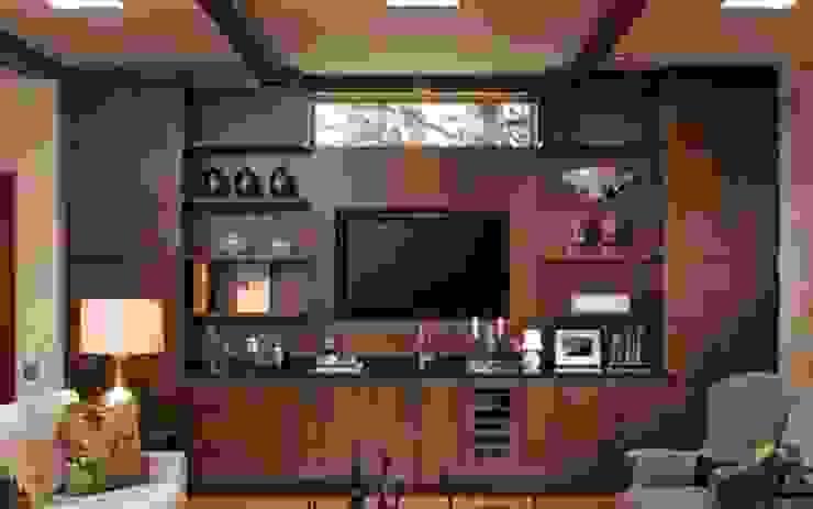 Residential Interior by Manoj Interior Decorator Asian