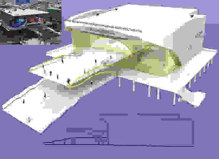 Реконструкция кинотеатра <q>Пушкинский</q> от Проектная группа «Портал»