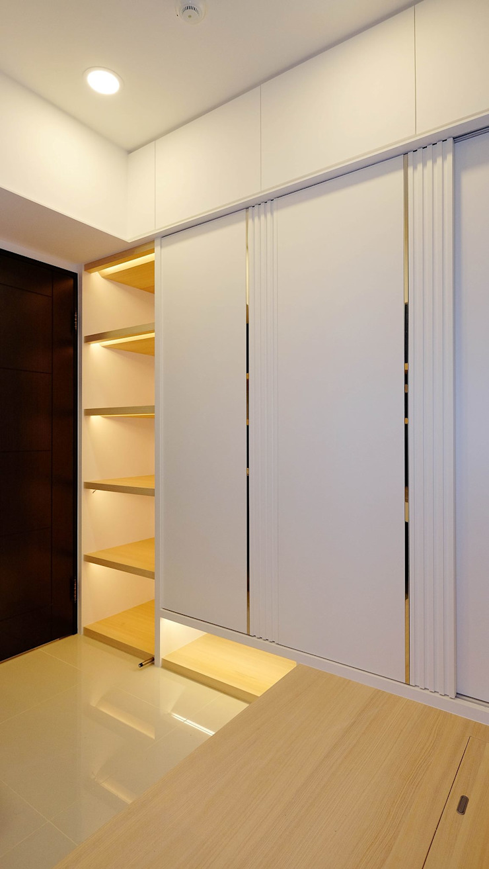 楠梓住宅 根據 清石空間設計工作室 現代風 木頭 Wood effect