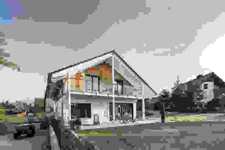 bởi wir leben haus - Bauunternehmen in Bayern Chiết trung Than củi Multicolored