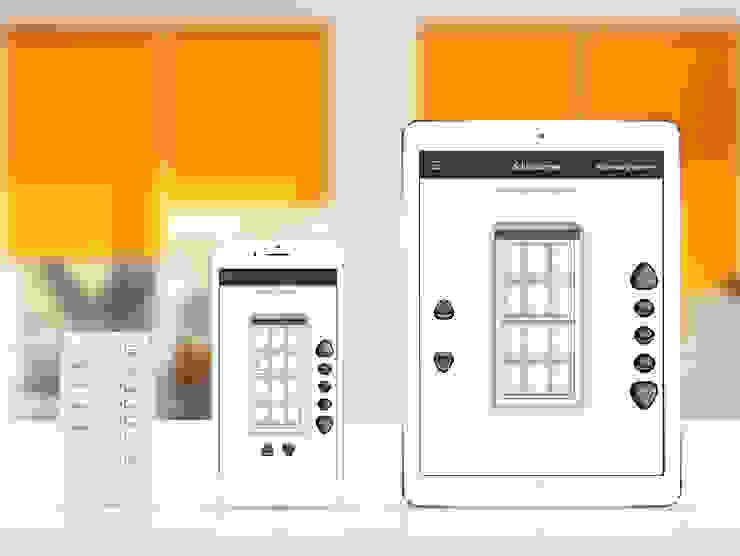 erfal GmbH & Co. KG Windows & doorsBlinds & shutters Orange