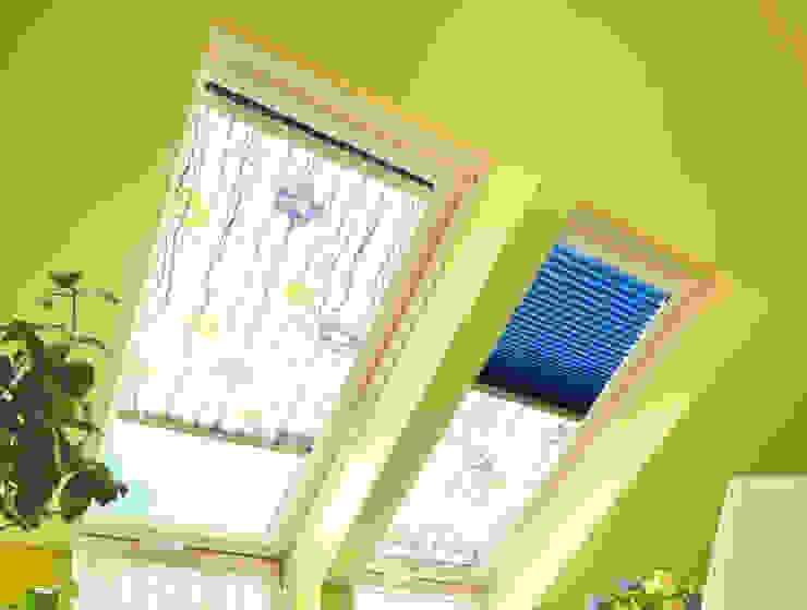 Plissees für Dachfenster erfal GmbH & Co. KG Fenster & TürRollos und Jalousien Mehrfarbig
