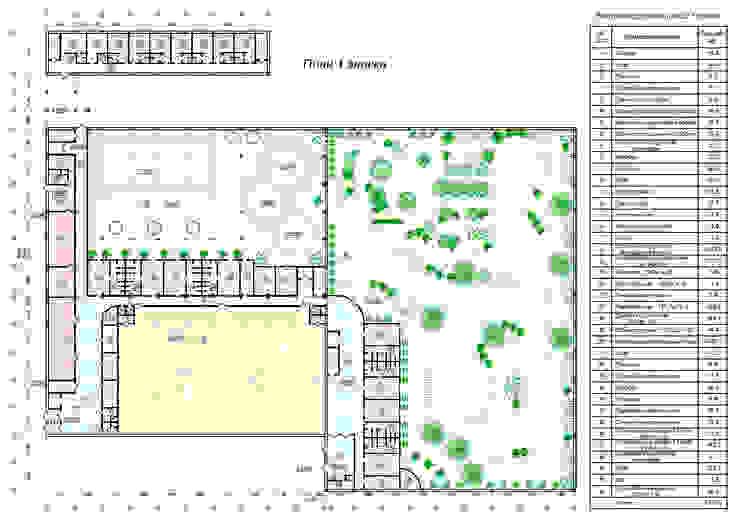 Многофункциональный спортивно-оздоровительный центр от Проектная группа «Портал»