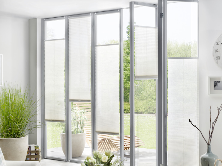 erfal GmbH & Co. KG Windows & doors Blinds & shutters White