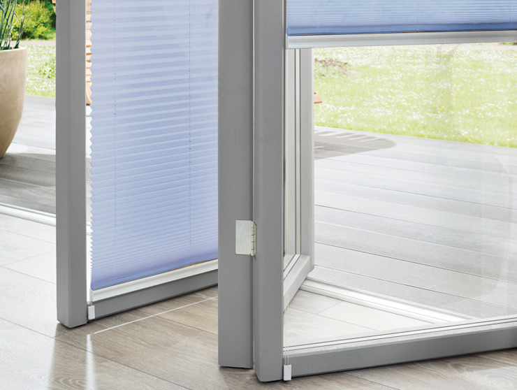 erfal GmbH & Co. KG Windows & doors Blinds & shutters Blue