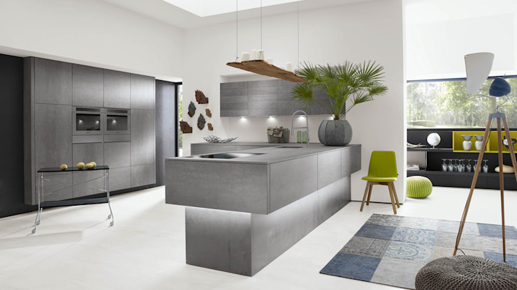 Kitchens Halcyon Interiors Modern kitchen