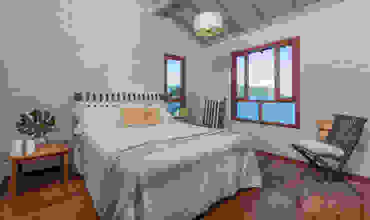 Minimalist bedroom by Patrícia Nobre - Arquitetura de Interiores Minimalist