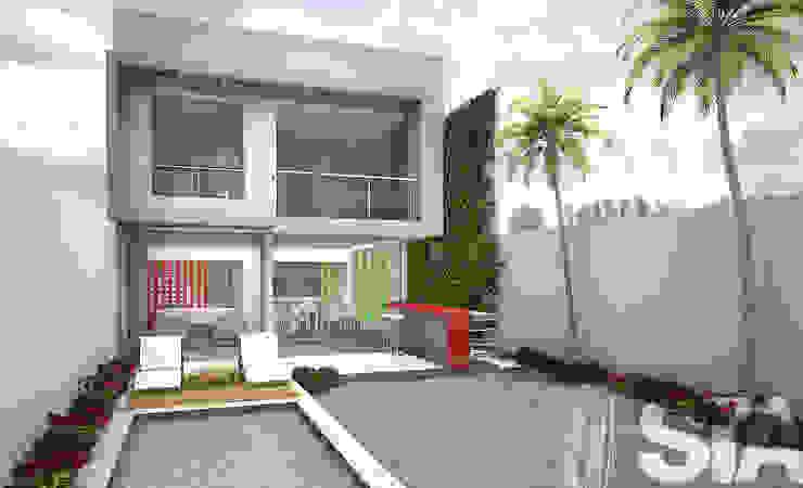 Soluciones Técnicas y de Arquitectura Сад
