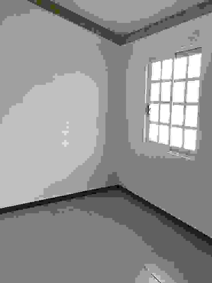 식민지스타일 침실 by LUBAAL construcción y arquitectura 콜로니얼 (Colonial) 타일