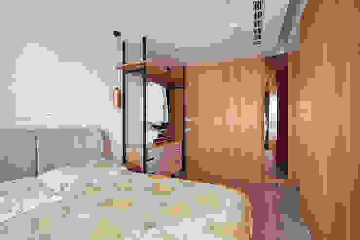 Minimalist bedroom by 顥岩空間設計 Minimalist