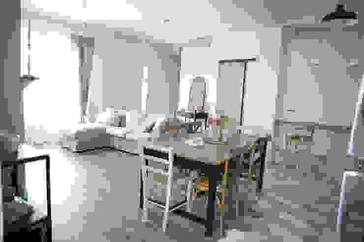 T_C_Interior_Design___ Industrial style dining room