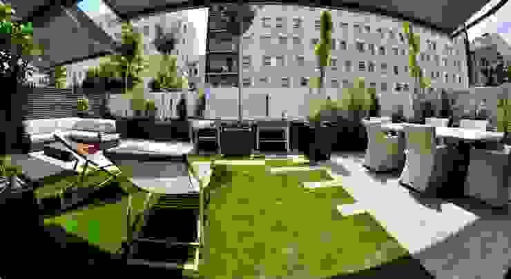 ésverd - jardineria & paisatgisme Giardino moderno