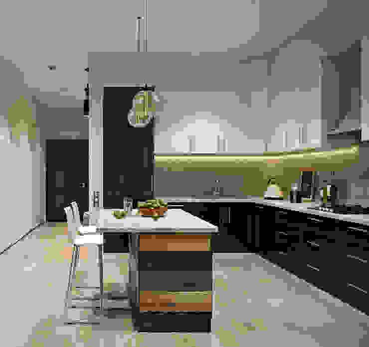 Кухня «Бруклин» Decolabs Home Кухня в стиле модерн