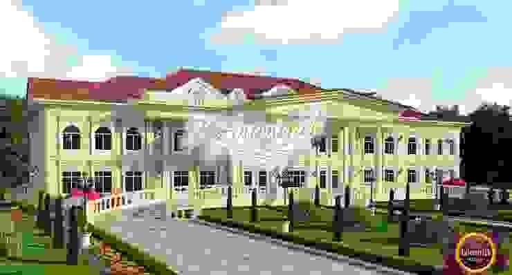 House architecture of Katrina Antonovich Classic style houses by Luxury Antonovich Design Classic