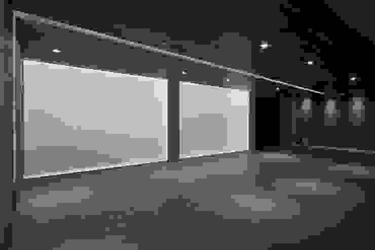 車庫 根據 Nestho studio