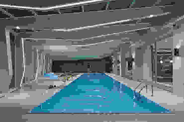 游泳池 根據 Nestho studio
