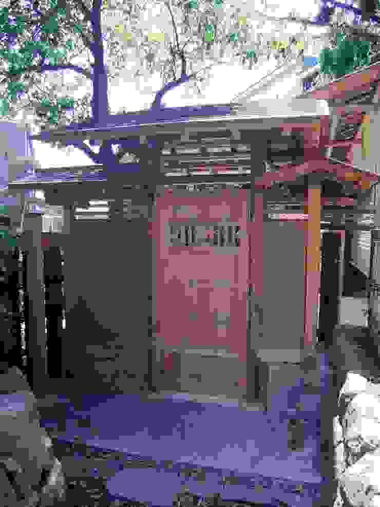 数奇屋門 アジア風 庭 の 一級建築士事務所 匠拓 和風