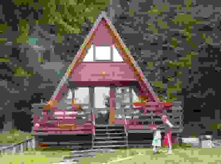 บ้านไม้ โดย SİSNELİ AHŞAP EV - AĞAÇ EV - KÜTÜK EV - BUNGALOV -KAMELYA, คันทรี่