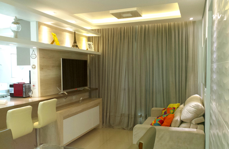 MRAM Studio Salas de estar modernas