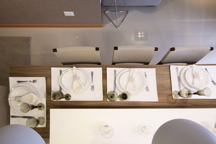 Cozinha Modern Dining Room by MRAM Studio Modern