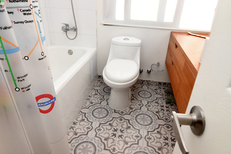 Modern bathroom by ARCOP Arquitectura & Construcción Modern