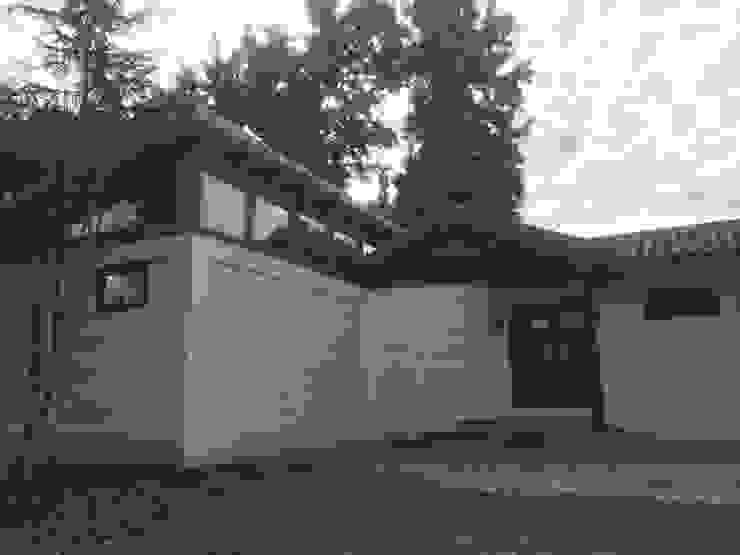 Remodelación Casa Mallarauco Casas de estilo rural de ARCOP Arquitectura & Construcción Rural
