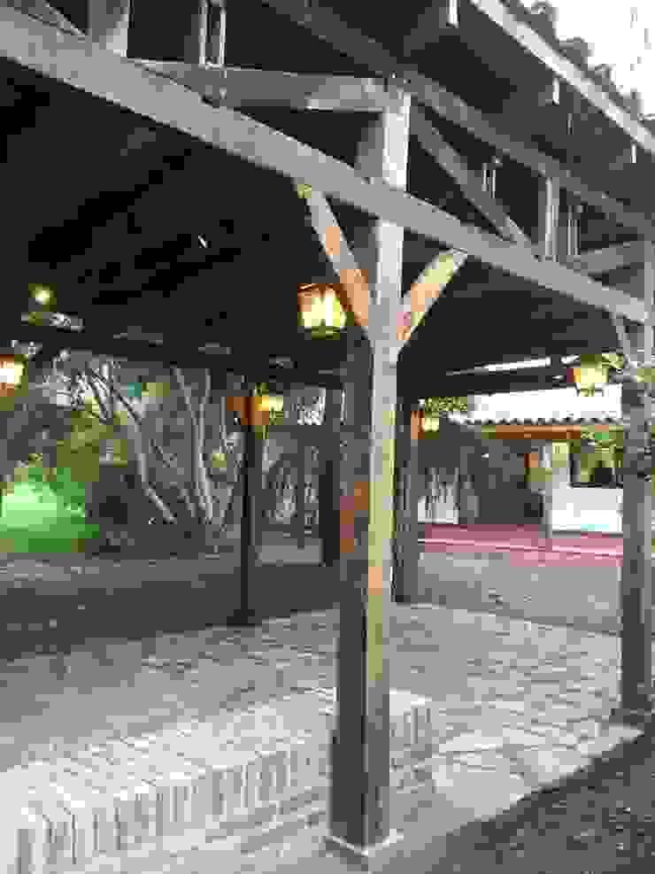 Remodelación Casa Mallarauco ARCOP Arquitectura & Construcción Casas de estilo rural