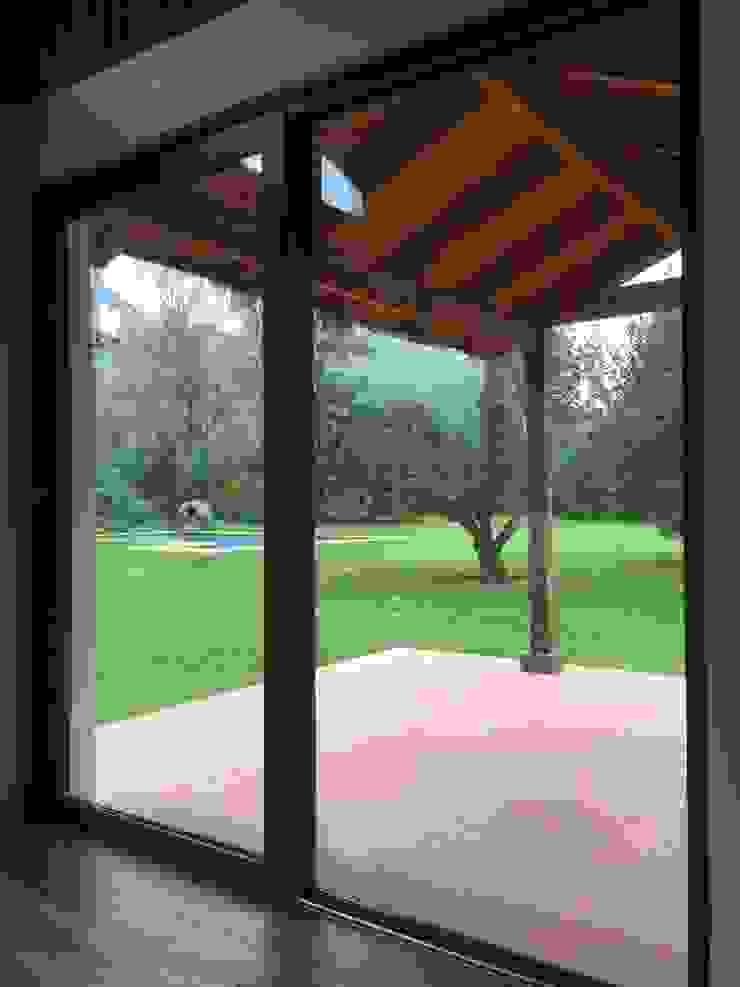 Remodelación Casa Mallarauco ARCOP Arquitectura & Construcción Puertas estilo rural