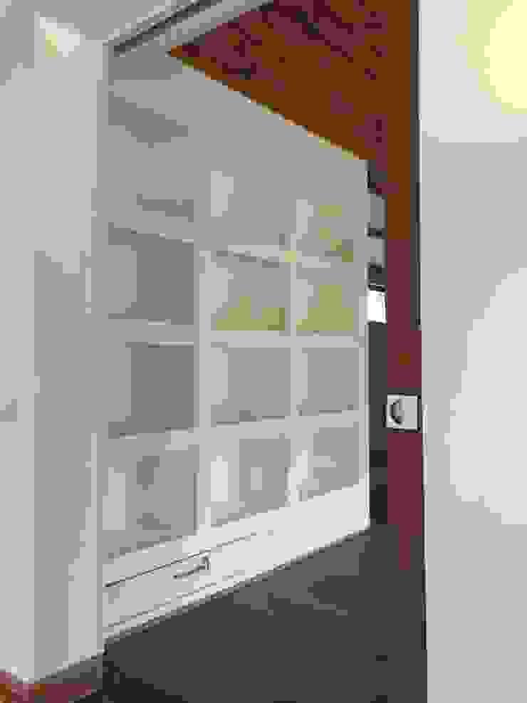 Remodelación Casa Mallarauco ARCOP Arquitectura & Construcción Salas multimedia de estilo moderno