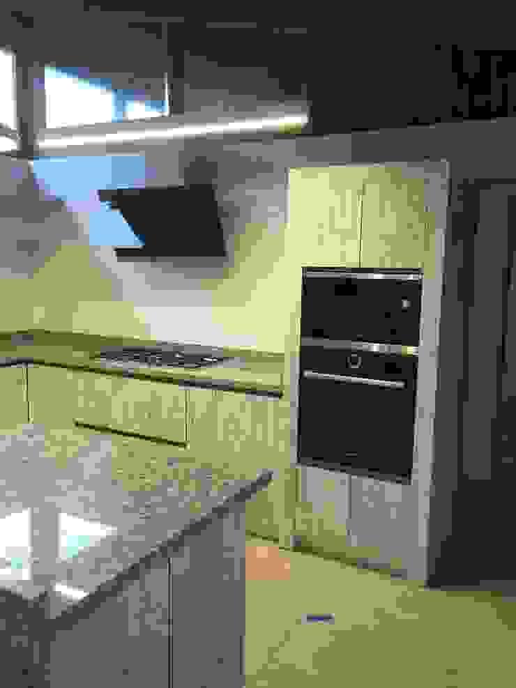Remodelación Casa Mallarauco ARCOP Arquitectura & Construcción Cocinas de estilo moderno