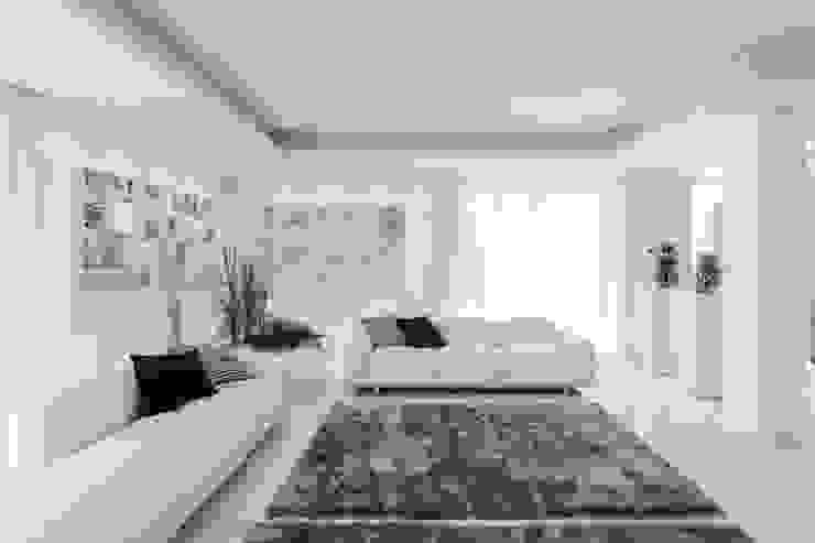 Гостиная в . Автор – Morelli & Ruggeri Architetti