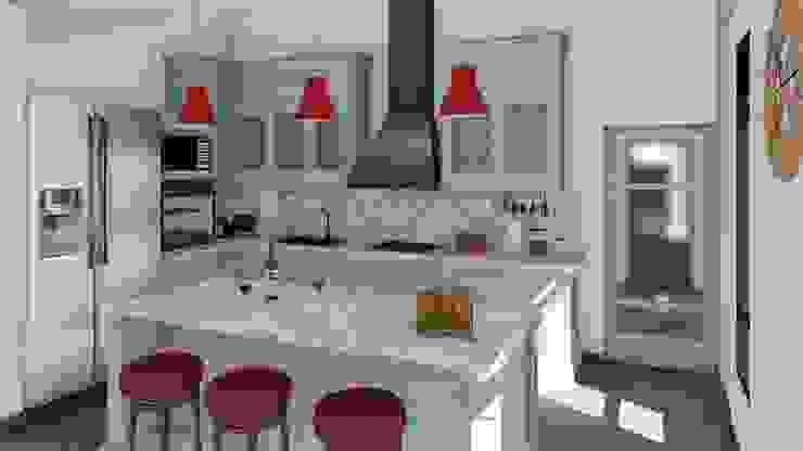 Cozinhas  por ARBOL Arquitectos , Colonial