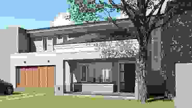 Vivienda Francesa Contemporanea Classic style houses by ARBOL Arquitectos Classic