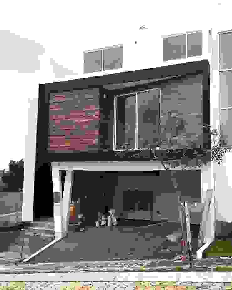 JLSG Arquitecto Rumah keluarga besar
