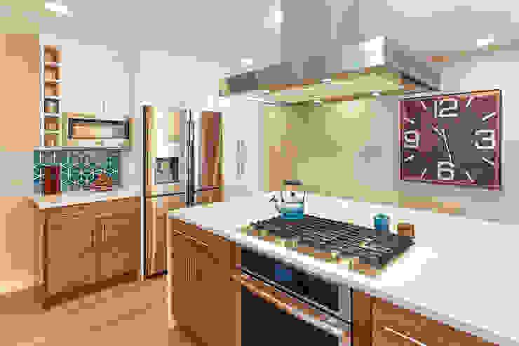 1950s No More Modern Kitchen by 328 Design Group Modern