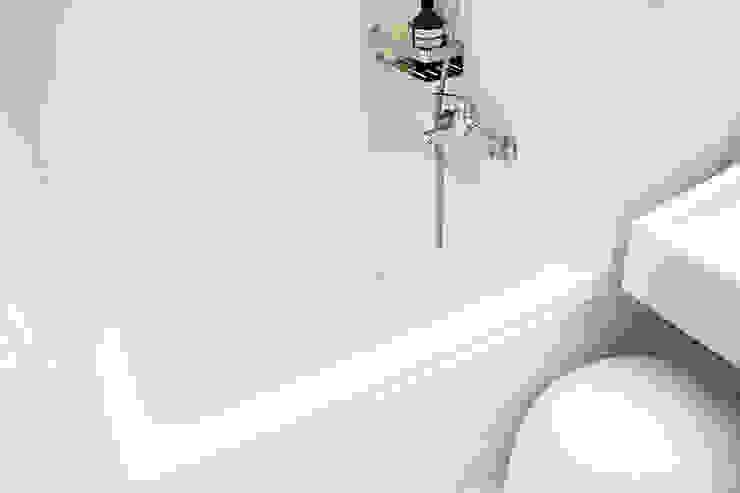오피스텔 인테리어 모던스타일 욕실 by 플레이디자인 모던