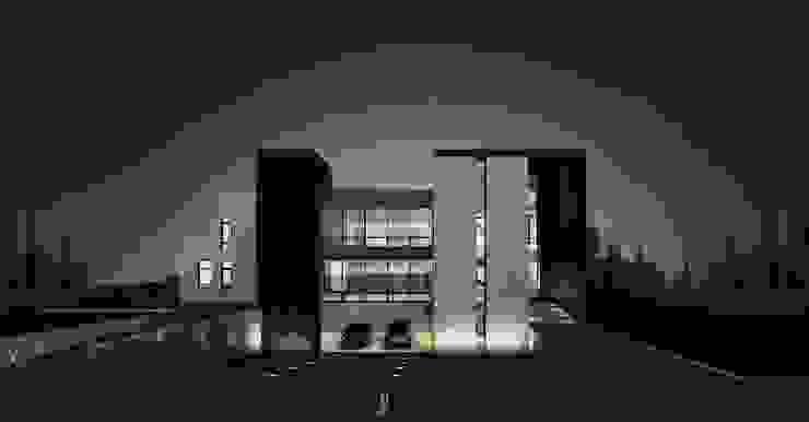 家的想像: 極簡主義  by 竹村空間 Zhucun Design, 簡約風