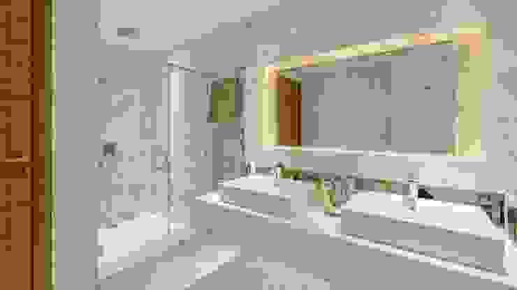 Hany Saad Innovations Modern bathroom