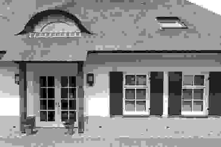 Ontwerp landelijke woning Ewijk Landelijke huizen van Bob Romijnders Architectuur + Interieur Landelijk