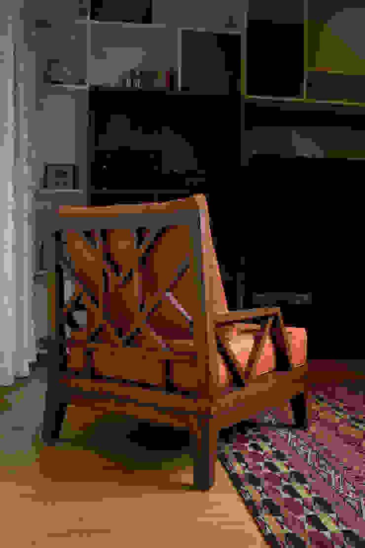 modern  by Mazura, Modern Solid Wood Multicolored