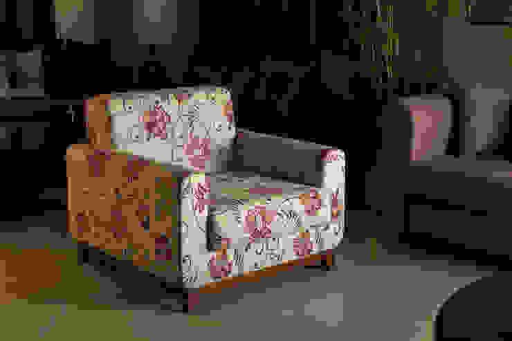 modern  by Mazura, Modern Cotton Red