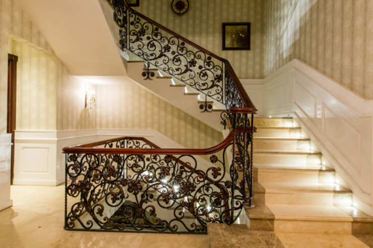 Main Stairs by Lotfi & Mourre Consulting