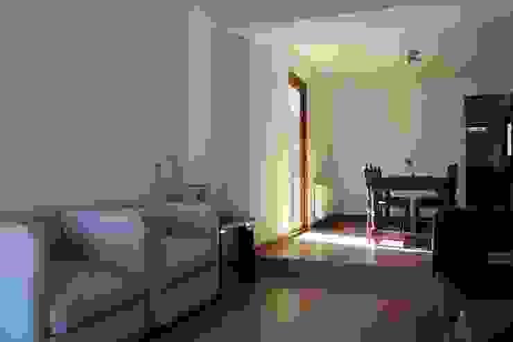 Remodelación Casa Lazo Livings de estilo moderno de ARCOP Arquitectura & Construcción Moderno
