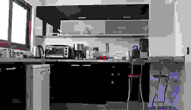 Remodelación Casa Lazo Cocinas de estilo moderno de ARCOP Arquitectura & Construcción Moderno