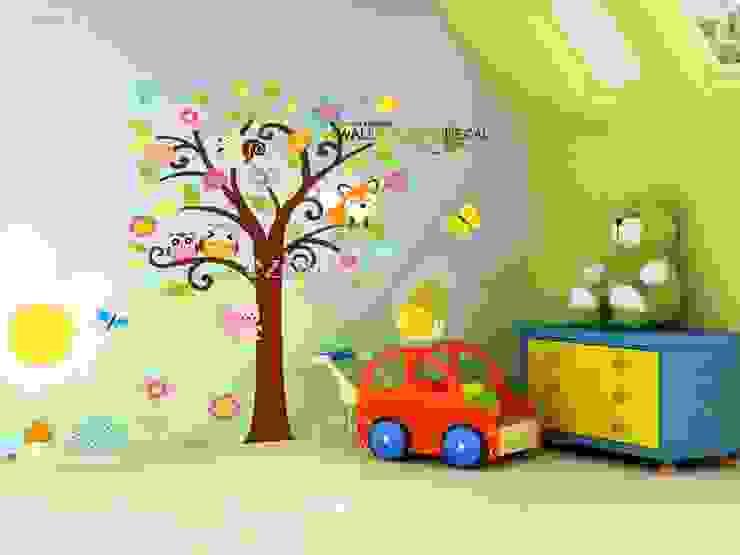 Interiors Modern nursery/kids room by Dun Interior Modern