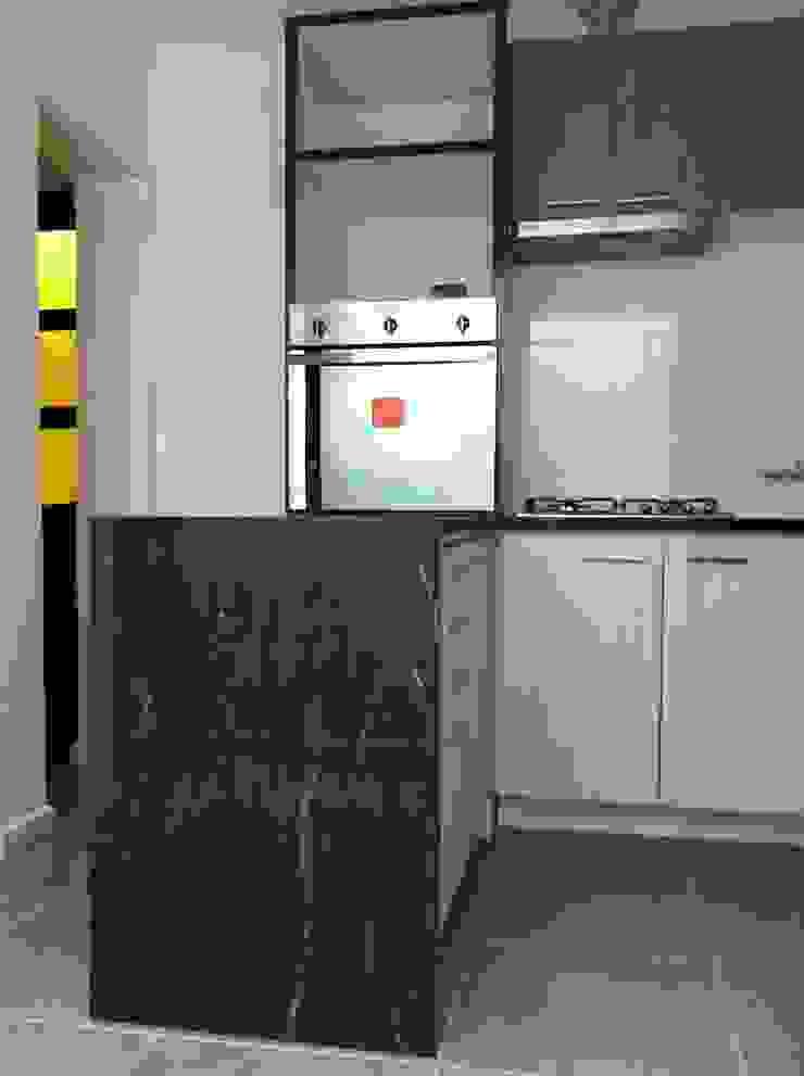 Remodelación Casa Arratia Comedores de estilo moderno de ARCOP Arquitectura & Construcción Moderno