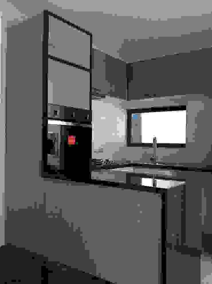Remodelación Casa Arratia Cocinas de estilo moderno de ARCOP Arquitectura & Construcción Moderno