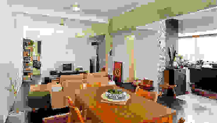 Salas de estilo moderno de ODVO Arquitetura e Urbanismo Moderno