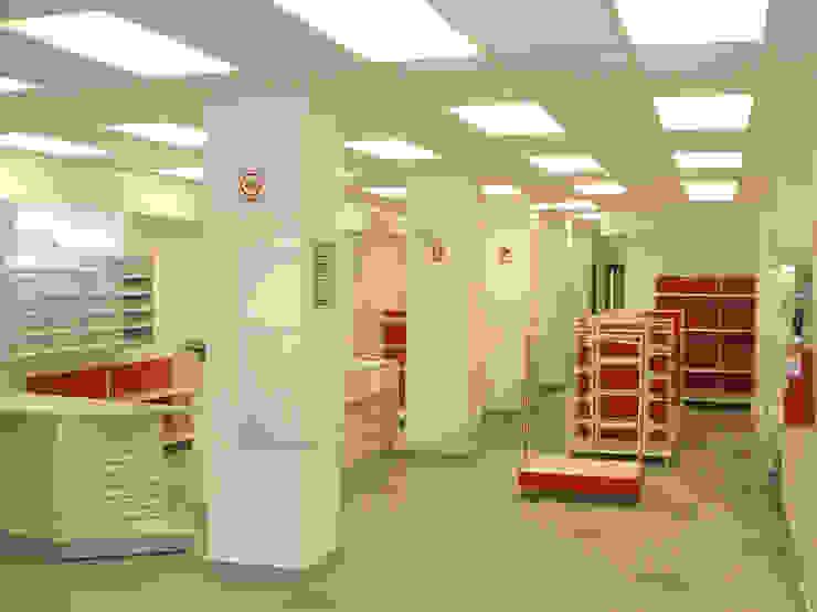 Tiendas departamentales de Grupo Visnav Moderno