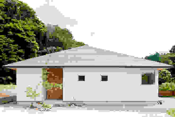 洋望台の家 の 横山浩之建築設計事務所 北欧